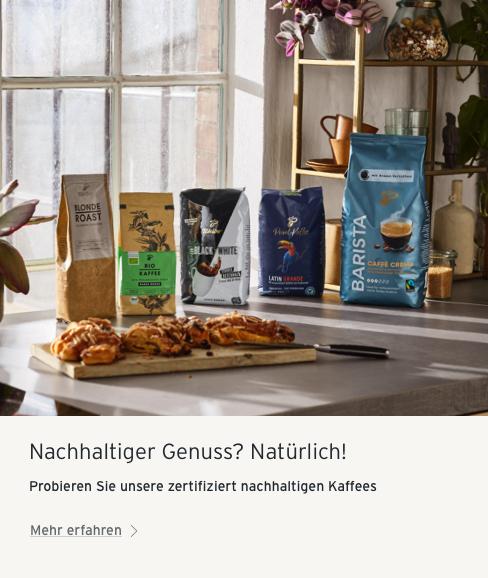 Nachhaltige Kaffees