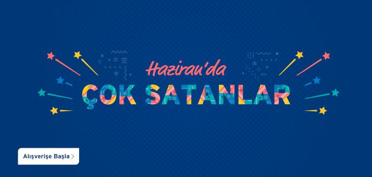 Haziran'da Çok Satanlar