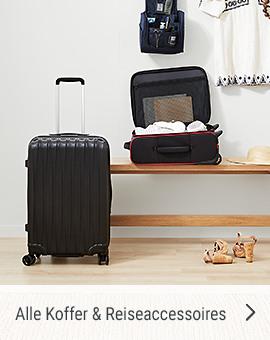 Reisekoffer und Accessoires