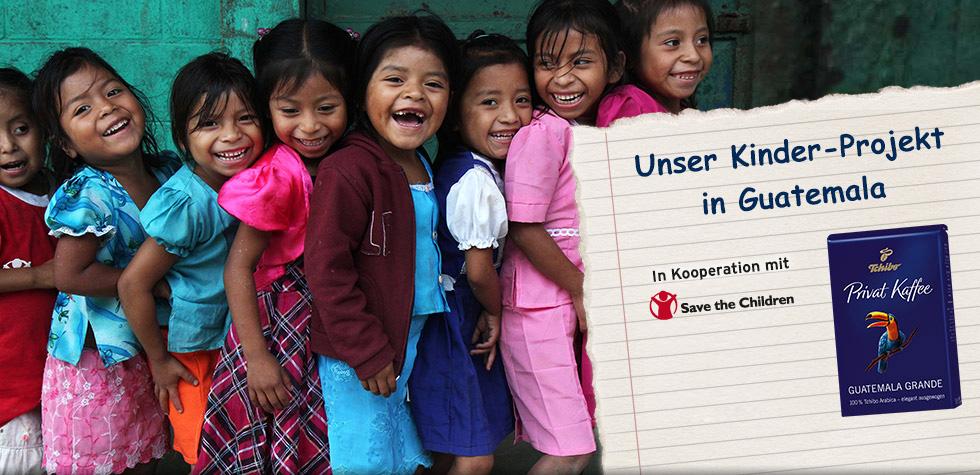 Das Tchibo Kinder-Projekt in Guatemala