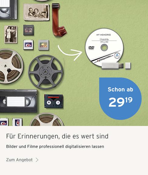 Medien Digitalisierung