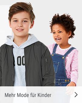 Mehr Mode für Kinder
