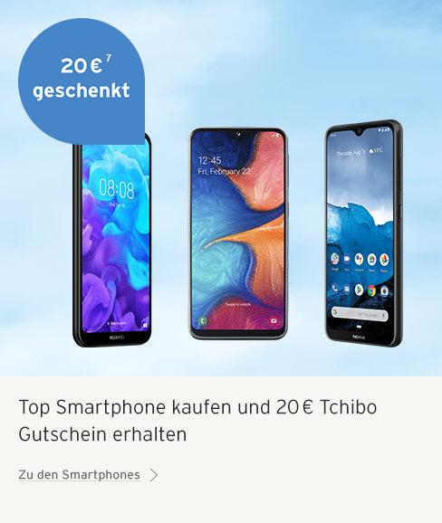 Tchibo mobil Smartphone