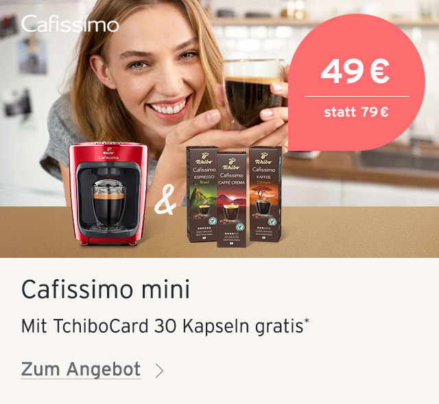 Cafisismo mini zum Angebotspreis