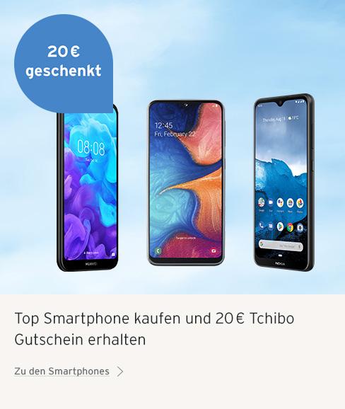 Tchibo mobil Gutschein Aktion