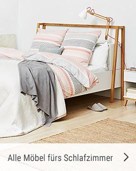 Alle Möbel fürs Schlafzimmer