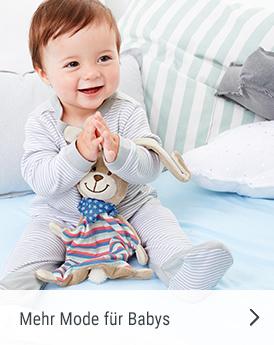 Mehr Mode für Babys