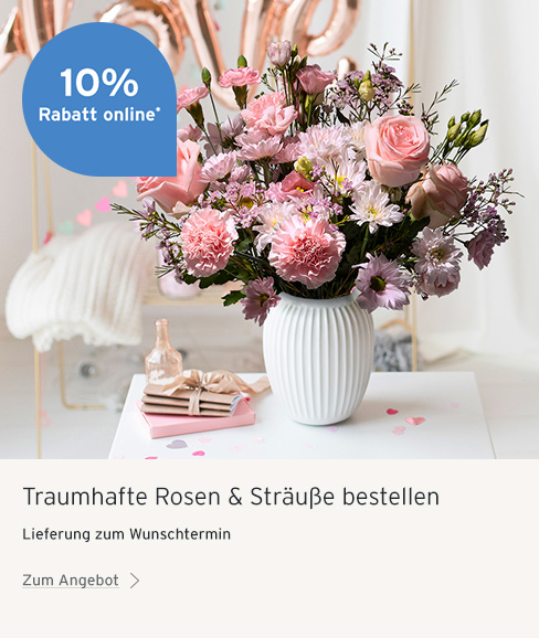 Valentinstag Aktion %