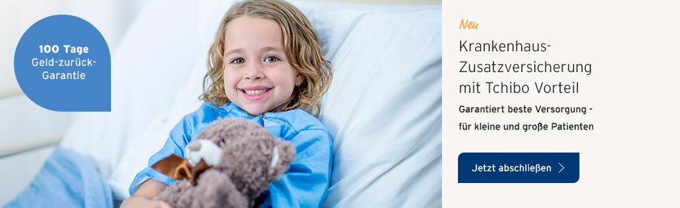 krankenhaus zusatz versicherung