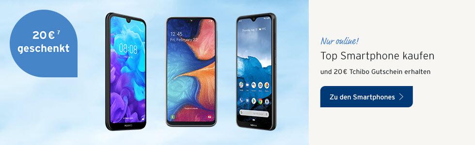 Tchibo mobil Smartphone Tarif
