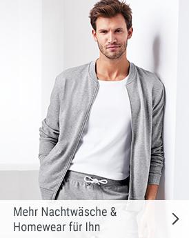 Mehr Nachtwäsche & Homewear für Ihn