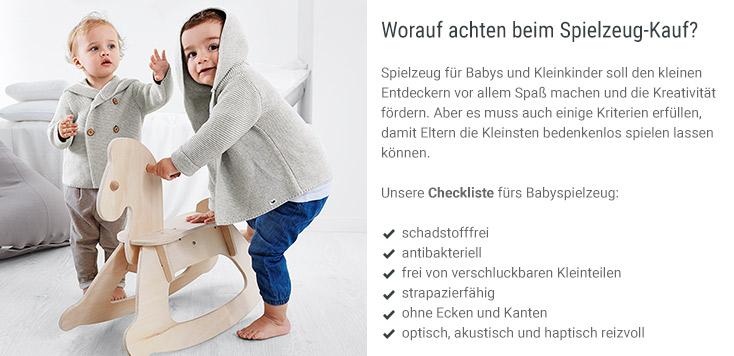 Tchibo Spielzeug-Checkliste