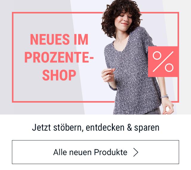 Neu im %-Shop