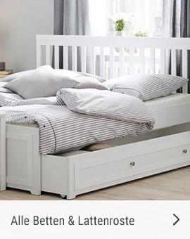 Alle Betten und Lattenroste