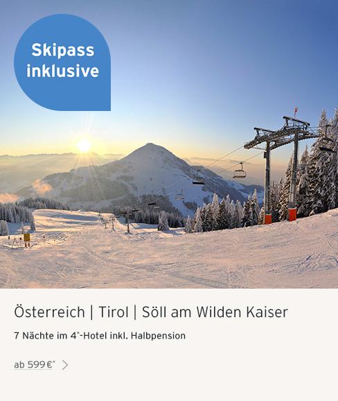 Skireise Söll