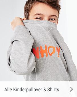 Alle Kinderpullover & Shirts