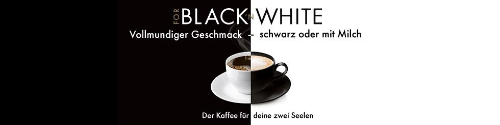 Tchibo Black and white