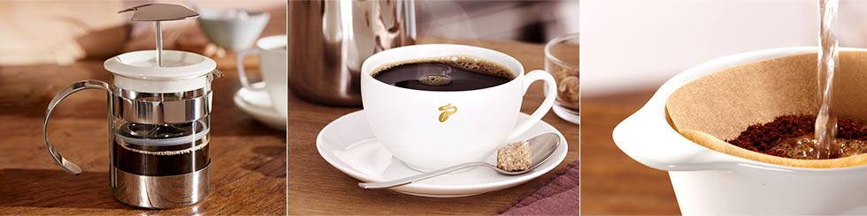 Prístroje s filtrom a kávovary