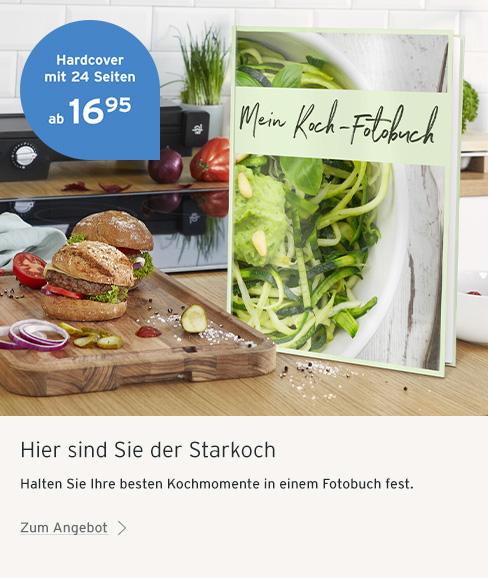 Foto Kochbuch