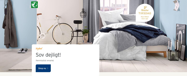 Bæredygtigt sengetøj