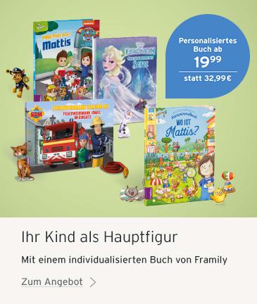 Personalisierte Kinderbücher