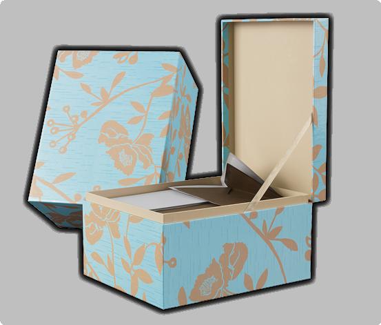 Úložné boxy 2 ks