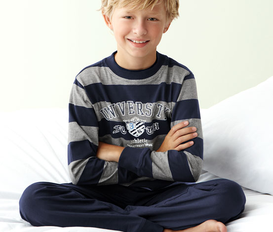 Chlapecké pyžamo