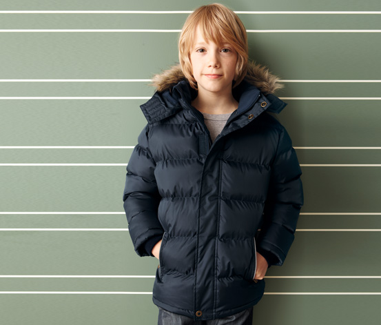 Jungen Thermo Jacke
