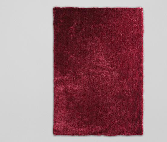 Koberec s vysokým vlasem, 160 x 230, růžový
