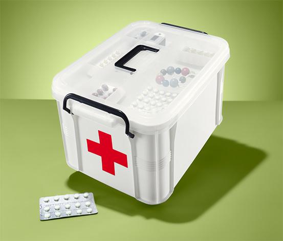 Úložný box na lieky