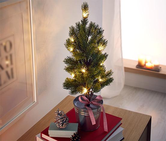LED-es karácsonyfa, közepes