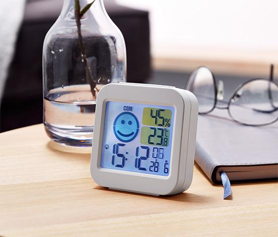 Hygromètre-thermomètre numérique