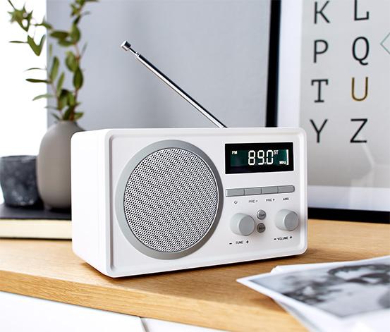 Digitales Kompaktradio