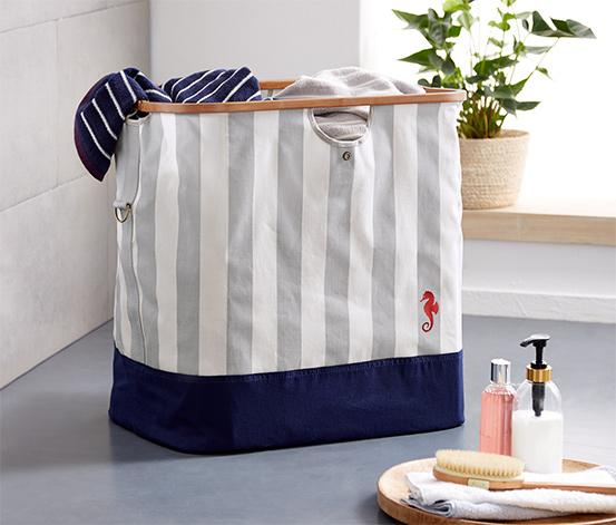 Taška na prádlo s popruhem