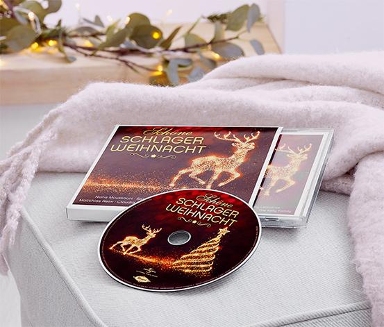 CD »Schöne Schlager-Weihnacht«