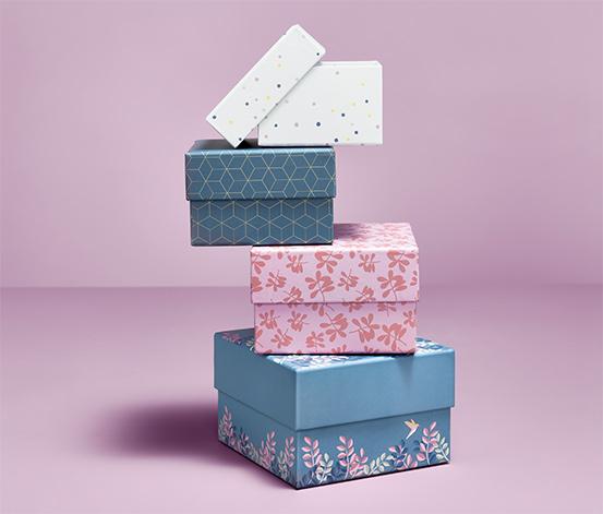 Krabice, 4 ks