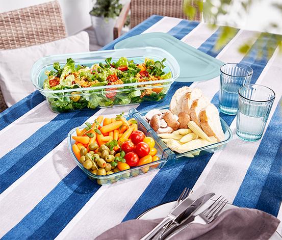 Mísa na servírování a na přípravu salátu