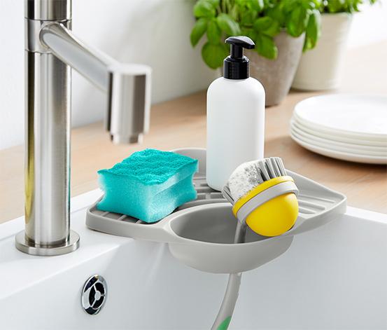 Odkládací box na potřeby na mytí nádobí