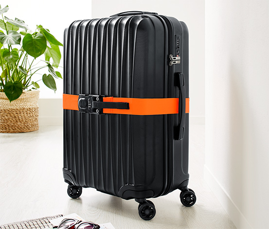 Pas do bagażu 3 w 1