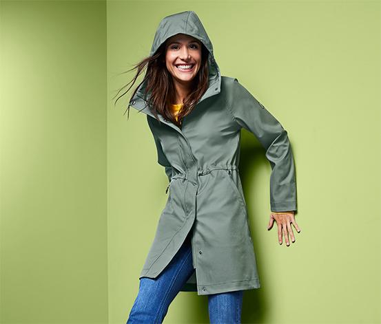 Softshellový kabát