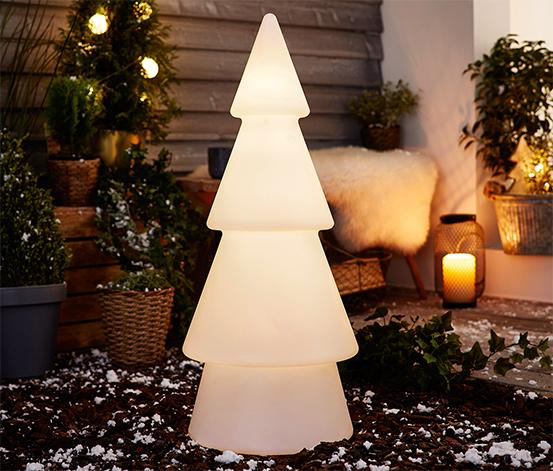 Solární  outdoorové svítidlo Strom