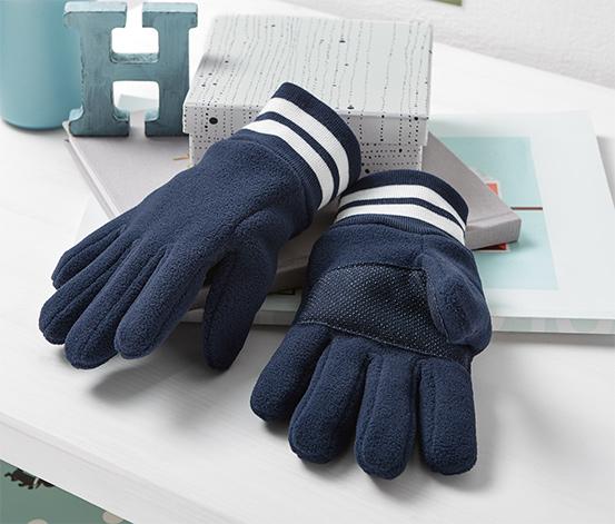 Flísové rukavice