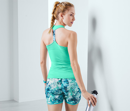 Kırçıllı Yeşil DryActive Plus Spor Atlet
