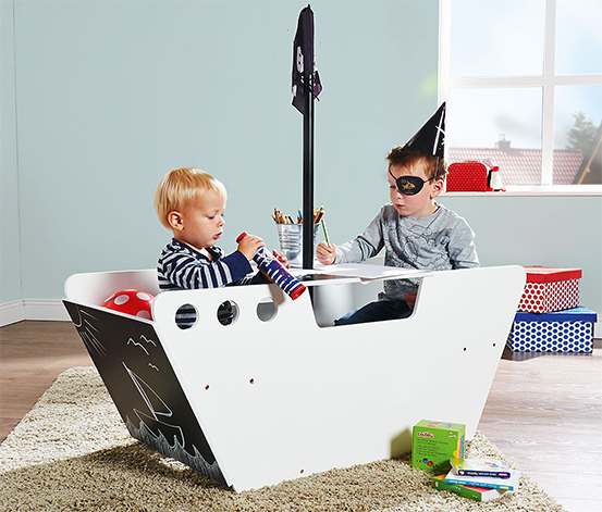 Pinolino Spielboot »Hoppetosse«