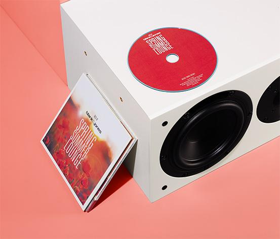 Płyta CD z muzyką do relaksacji »Best of Blank & Jones: Spring Summer Lounge«