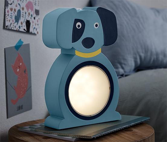 Veilleuse chien, LED