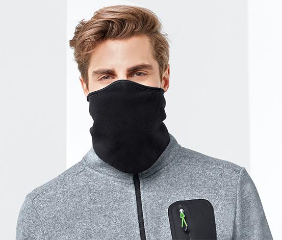 Col de protection contre le froid