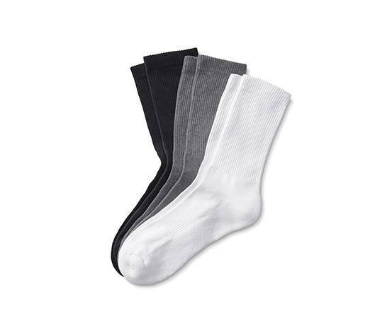 Športové ponožky, 3 páry