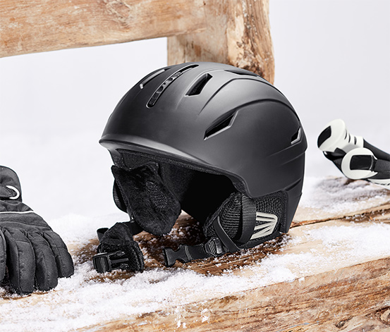 In-Mould-Ski- und -Snowboardhelm