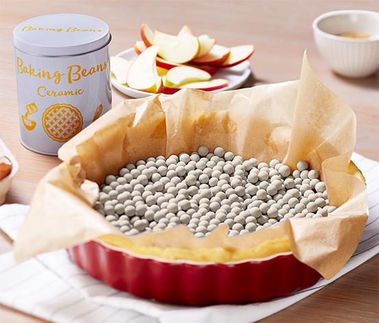 Keramické fazule na pečenie